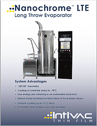 Long Throw Evaporator